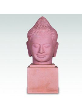Great head of Buddha