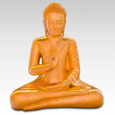 Gold Buddha Teaching