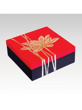 WATER LILY LACQUER BOX