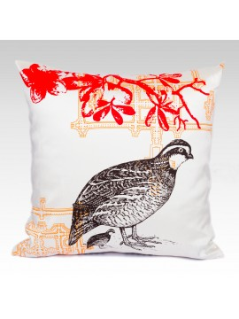 WILD ANIMAL CUSHION COVER SQUARE