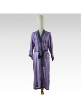 BATHROBE ORGANZA BICOLOR