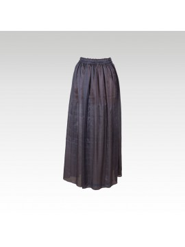 Elastic Long Skirt