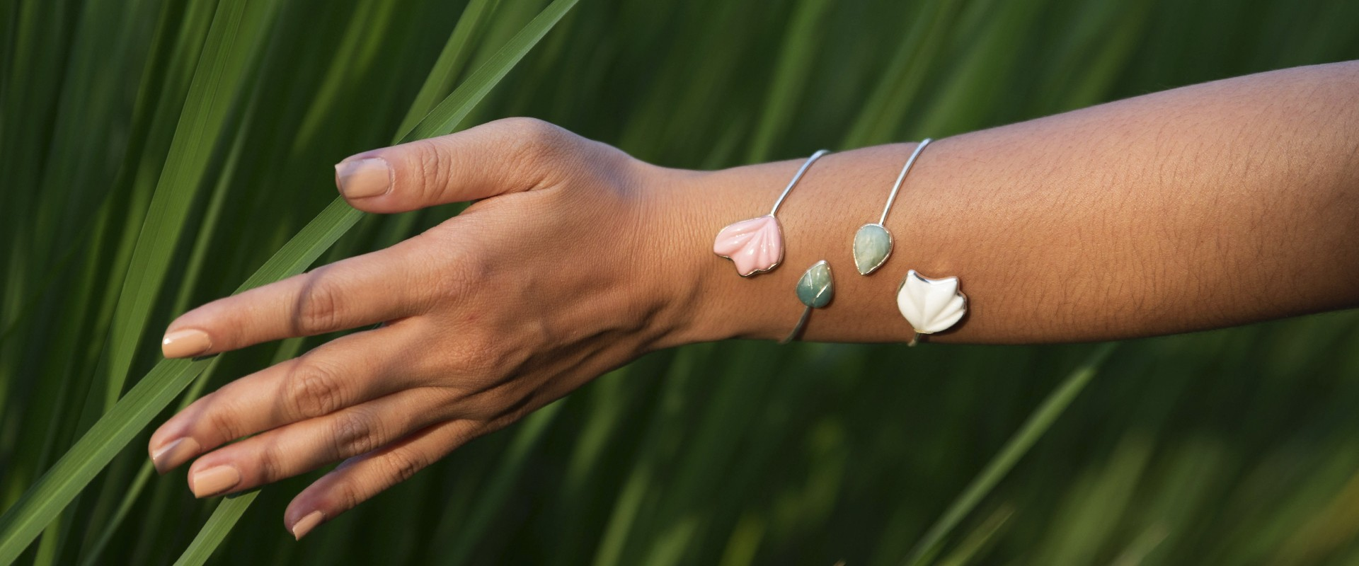 Blooming Silver Jewelry